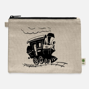 Bnsf train - Carry All Pouch