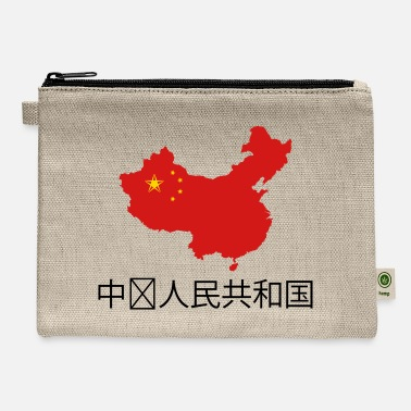 China china - Carry All Pouch