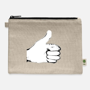 Thumbs Up - Carry All Pouch