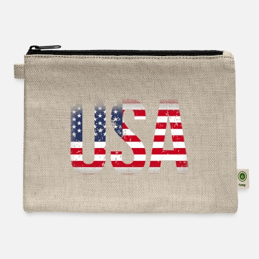 July 4th Of July USA - Carry All Pouch