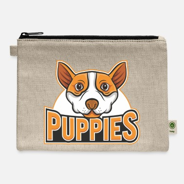 Puppie Puppies - Carry All Pouch