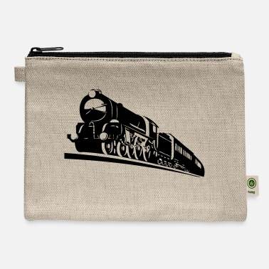 Bnsf train engine - Carry All Pouch
