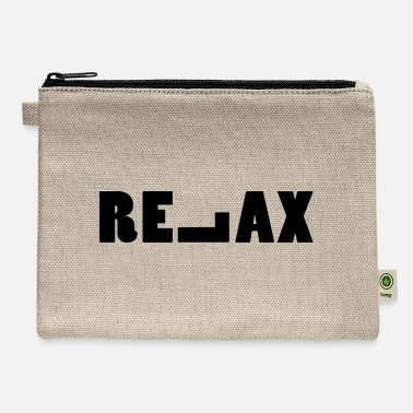 Relax Relax - Carry All Pouch