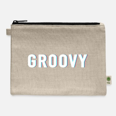 Groovy GROOVY - Carry All Pouch