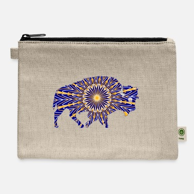 High Vibrations Buffalo Sabres - Carry All Pouch