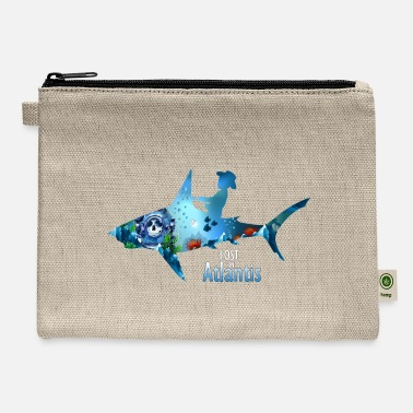 Atlantis Lost in Atlantis - Carry All Pouch