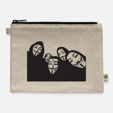 Anonyous Anon - Carry All Pouch