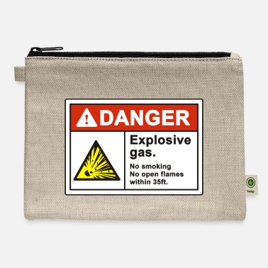 Dangerous danger - Carry All Pouch