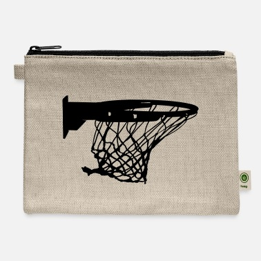 Swoosh hoop swoosh - Carry All Pouch