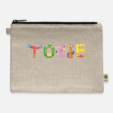 Tony Tonie - Carry All Pouch