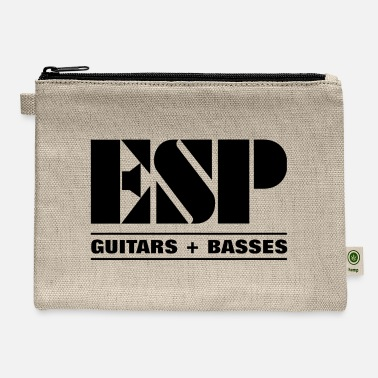 Esp Guitar ESP LOGO GUITARS BASSES - Carry All Pouch