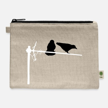 Ravens Raven - Carry All Pouch