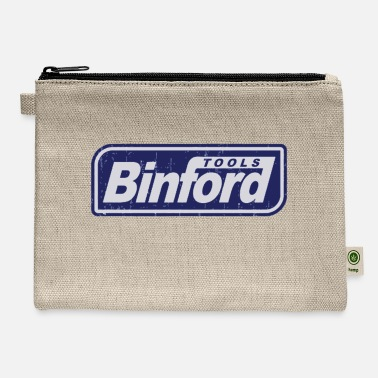 Binford Tools Binford Tools is proud to present - Carry All Pouch