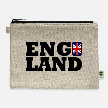 London England - Carry All Pouch