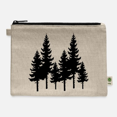 Trees trees - Carry All Pouch