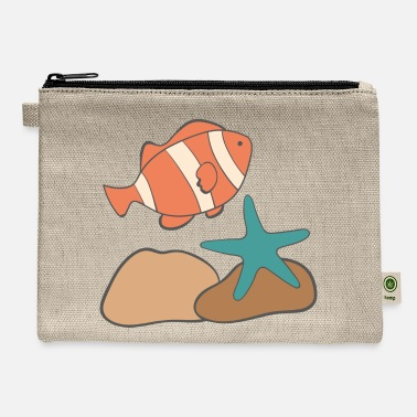 Under Water under water - Carry All Pouch