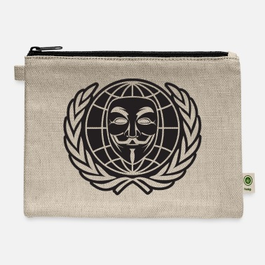 Anonyous Anonymous - Carry All Pouch