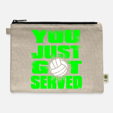 Volley SERVED Volley Ball - Carry All Pouch