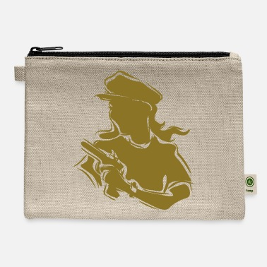 Police Officer Police Officer - Carry All Pouch