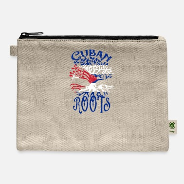 Cuban Roots Design Cuban Roots Design - Carry All Pouch