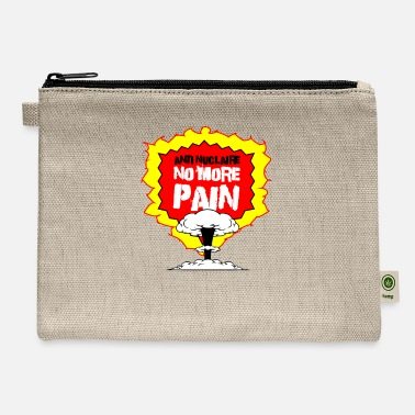Chernobyl anti atomic bomb no more pain - Carry All Pouch