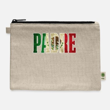 Mexican Mexican Design For Mexican Flag Design for Mexican Pride - Carry All Pouch