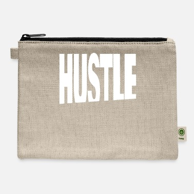 Startup Hustle (Bold) for Startup Founders & Entrepreneurs - Carry All Pouch