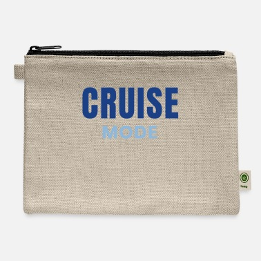 Cruise Cruise Mode Cruising Design Family Cruises - Carry All Pouch