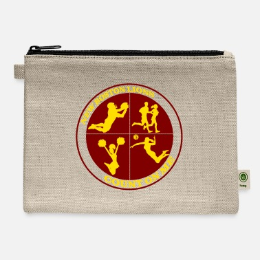 Count-royal Count on Me Gold - Carry All Pouch