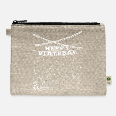 Birthday Treat you some special for your Birthday Gift idea - Carry All Pouch
