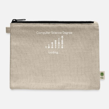Computer Computer Science degree loading - Carry All Pouch