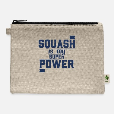 Racket Squash Racket - Carry All Pouch