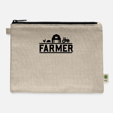 Farmer Farmer Farmer Farmer Farmer - Carry All Pouch