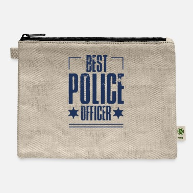 Police Officer Police Officer Police Officer Police Officer - Carry All Pouch