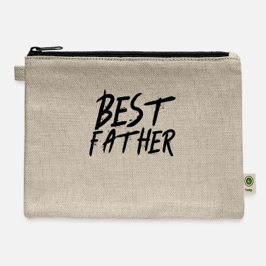 Best Father Best Father - Carry All Pouch