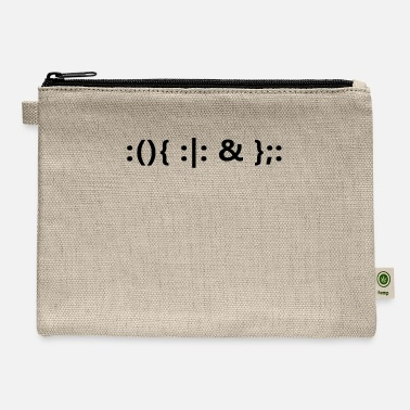 Fork Bomb Linux Admin Fork Bomb Linux - Carry All Pouch