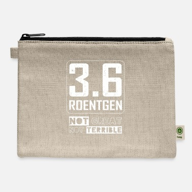 Chernobyl 3.6 Roentgen Not Great, Not Terrible Chernobyl T-S - Carry All Pouch