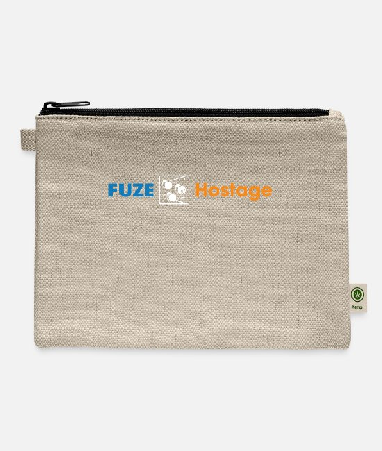 Game Bags & Backpacks - Fuze over hostage funny multiplayer rainbow six si - Carry All Pouch natural