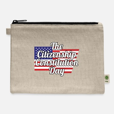 Citizenship Citizenship Day The Citizenship Constitution Day A - Carry All Pouch