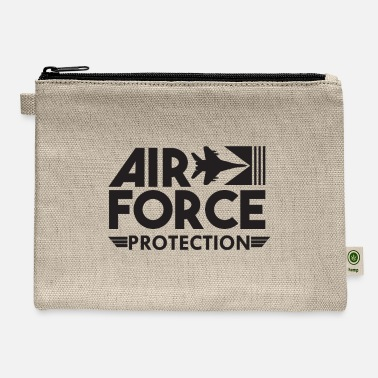Numbered Air Force Air Force Protection - Air Force - Carry All Pouch