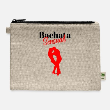 Sensuality Bachata Sensual Dance Design - Carry All Pouch