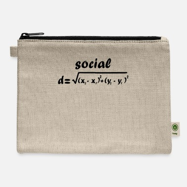 Count-royal Social Division Count - Carry All Pouch