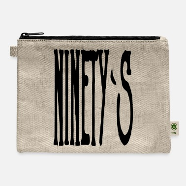 Nineties ninetys - Carry All Pouch