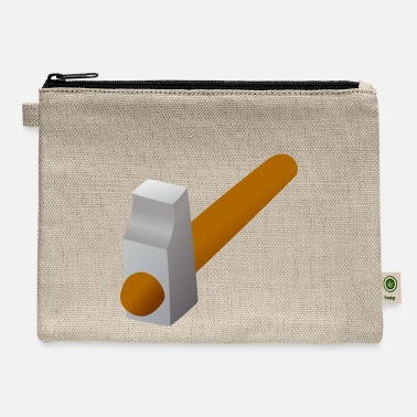 Hammer hammer - Carry All Pouch