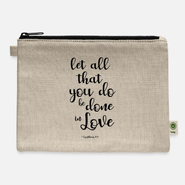 Religious Religious quotes - Carry All Pouch