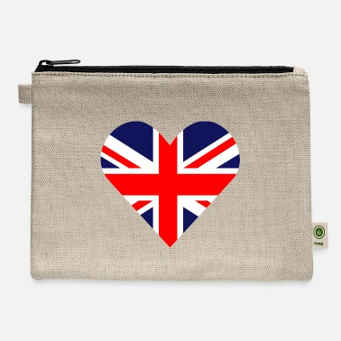 Britain love Britain - Carry All Pouch