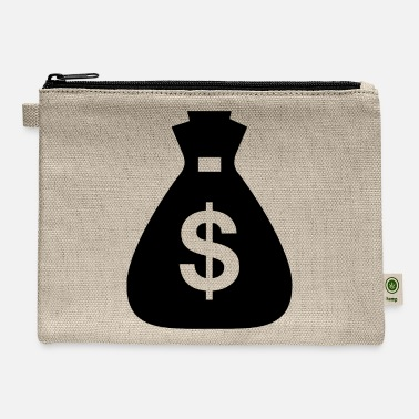 Greenback money bag - Carry All Pouch