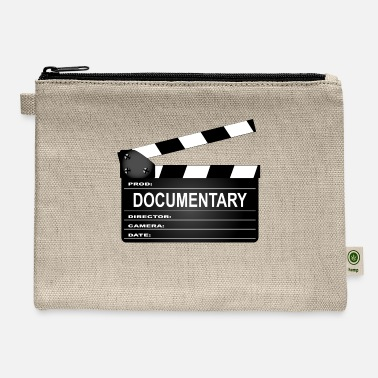 Clapperboard Documentary Movie Clapperboard - Carry All Pouch