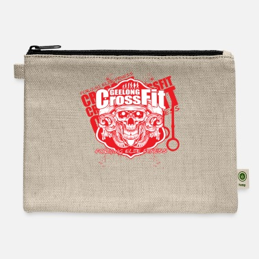 Funny Crossfit Geelong Crossfit - Carry All Pouch