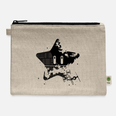 Espace Super Death Star - Carry All Pouch